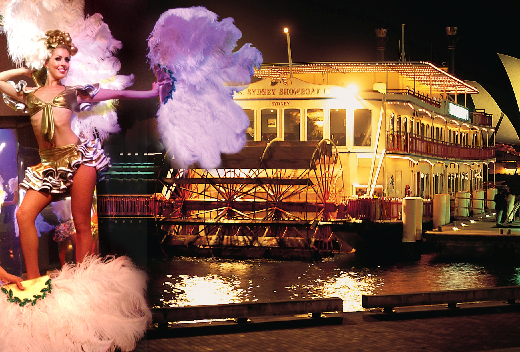 Nov 14, · Sydney Showboats has delighted over 6 million guests since with its daily Sydney Harbour dinner cruise that culminates in a spectacular cabaret show by an all-Australian cast/5().